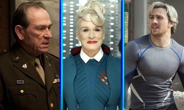 Actores desperdiciados en Marvel