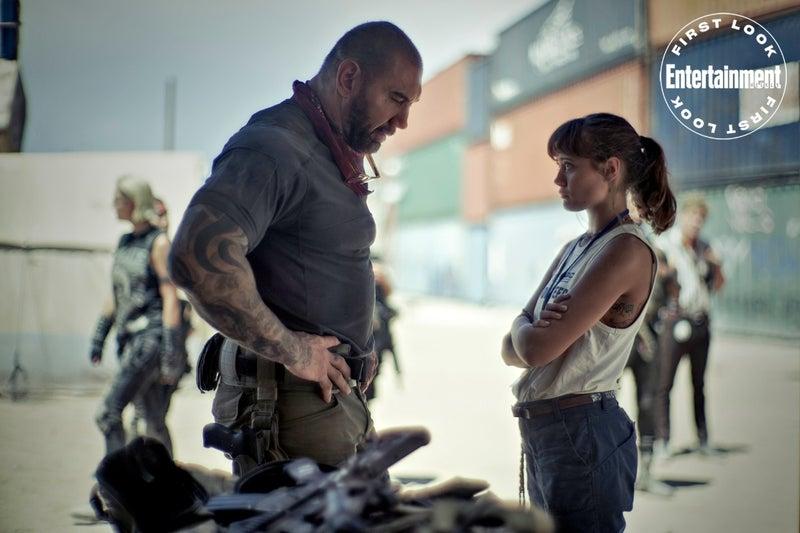 ¡Con Dave Bautista! Revelan nuevas fotos de 'Army of the Dead' de Zack Snyder army-of-the-dead-netflix-zack-snyder-2-1251549
