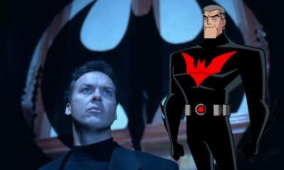 Fan póster de Batman Beyond
