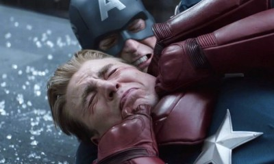 Chris Evans habla de su regreso como Captain America