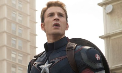Chris Evans regresará como Captain America en tres proyectos