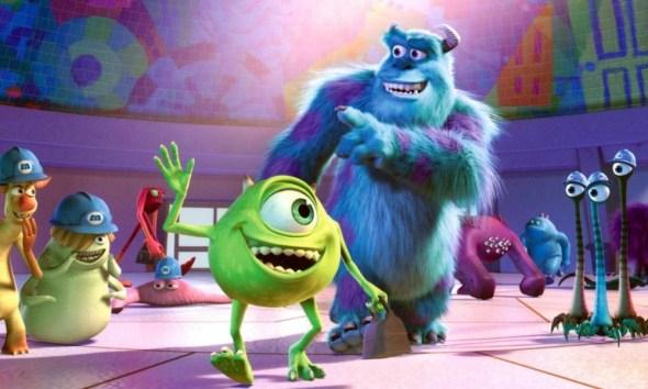 detalles de la serie secuela de 'Monsters Inc'