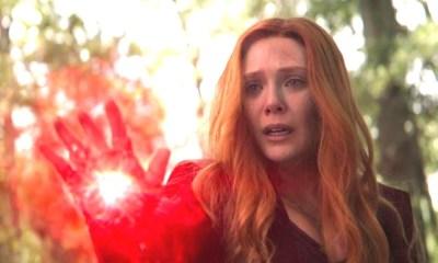 Elizabeth Olsen prefiere Infinity War