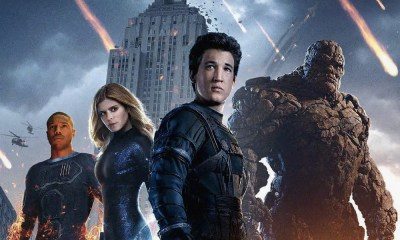 Fantastic Four en serie de Disney