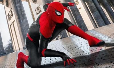 filtraron nuevas fotos de 'Spider-Man 3'