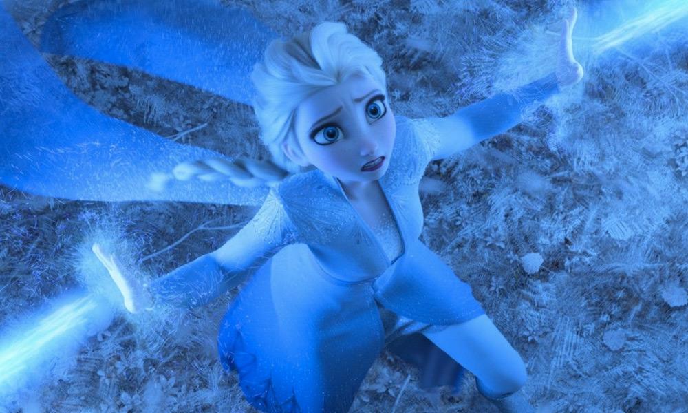 Frozen 2 fue la película más vista en Disney+
