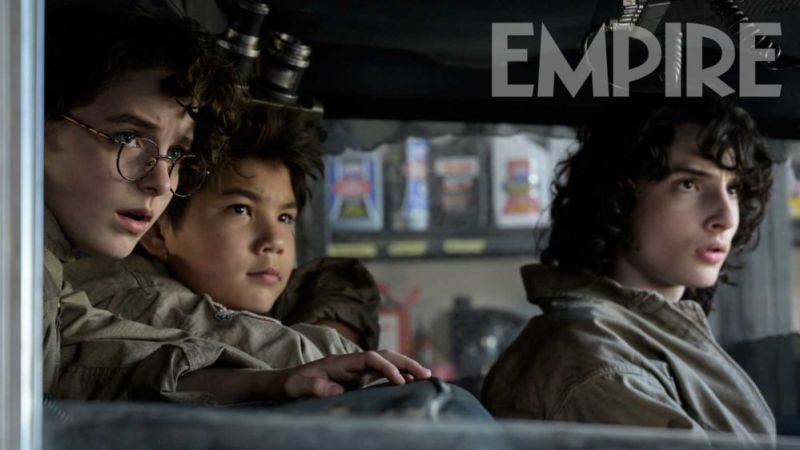 Avec Finn Wolfhard!  Révélez une nouvelle image de 'Ghostbusters: Afterlife' Ghostbusters-Afterlife-excl2-crop