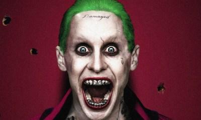 Jared Leto quiere que Joker sea más psicópata