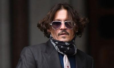 Johnny Depp en 'Beetlejuice 2'