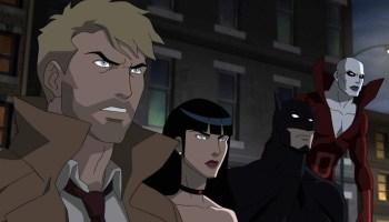 Justice League Dark aún está en desarrollo