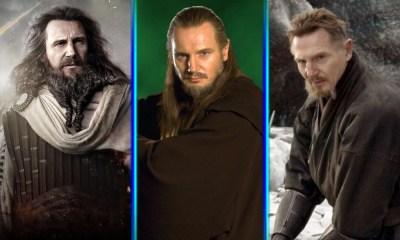 Liam Neeson le gustaría volver a ser Zeus