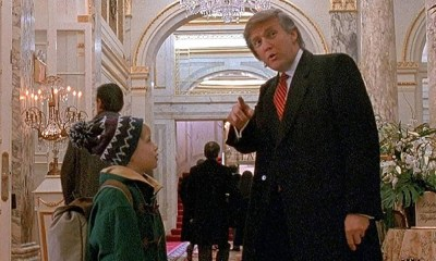 Macaulay Culkin apoya retirar a Trump de Home Alone 2
