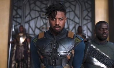 Michael B Jordan quiere regresar a Black Panther 2