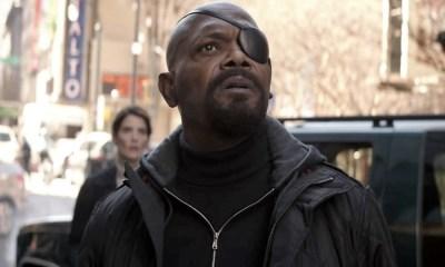 Nick Fury podría aparecer en WandaVision