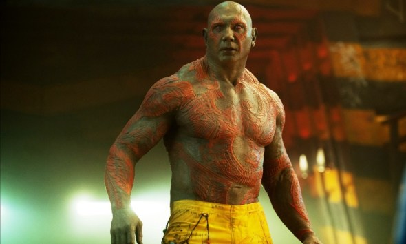Nuevo look de Dave Bautista para 'Thor Love and Thunder'