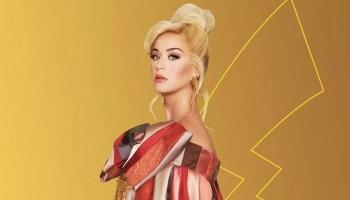 Katy Perry y 'Pokémon'