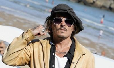 robaron la casa de Johnny Depp