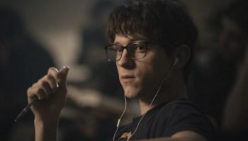 Tom Holland reveló el estreno del trailer de Cherry