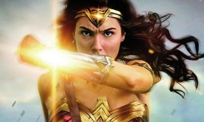 'Wonder Woman 3' se desarrollaría en Themyscira