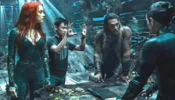 Yahya Abdul-Mateen II se prepara para Aquaman 2