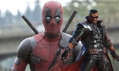 Deadpool aparecería en Blade