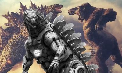 Director de 'Godzilla vs Kong' habla de Mechagodzilla