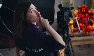 conexión entre Agatha y Mephisto
