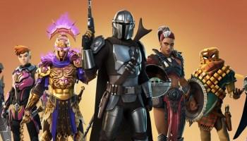 Fortnite agrega skins de Tron