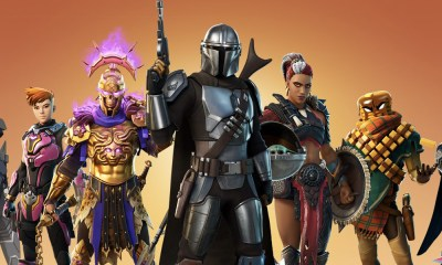 Fortnite agrega skins de Tron