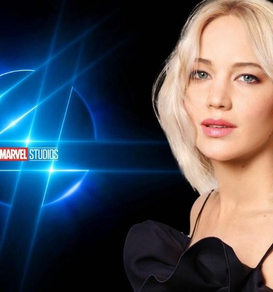 Jennifer Lawrence podría estar en Fantastic Four