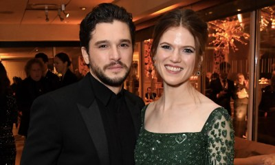 Kit Harington ya es papá