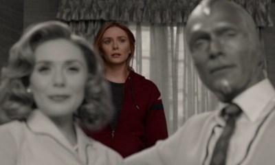 nueva imagen del episodio final de 'WandaVision'