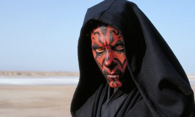 Ray Park compartió una foto de Darth Maul