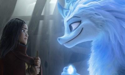 Detalles del estreno de Raya and the Last Dragon en Latinoamérica