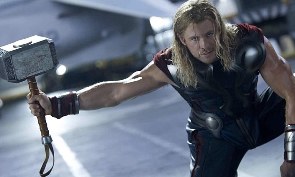 Regresará Mjolnir para Thor: Love and Thunder