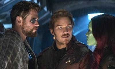 Conexión entre Thor: Love and Thunder y Guardians of the Galaxy Vol 3