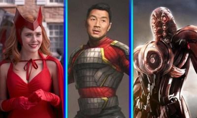 todas las semanas de 2021 habrá estrenos de Marvel