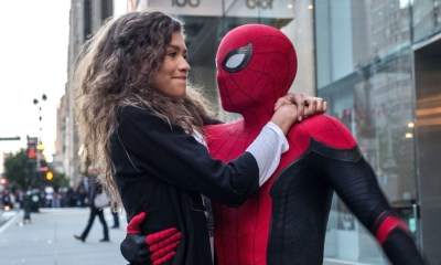 Tom Holland elogió a Zendaya