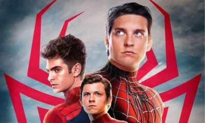 Tom Holland habló sobre Tobey Maguire y Andrew Garfield
