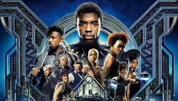 tres años del estreno de Black Panther
