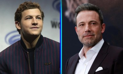 Tye Sheridan y Ben Affleck protagonizarán The Tender Bar