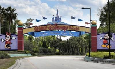 Walt Disney World se prepara para celebrar su 50 aniversario