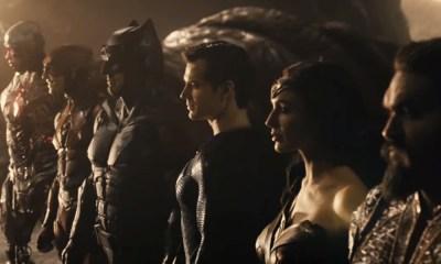 Estreno de Zack Snyders Justice League en Latinoamérica
