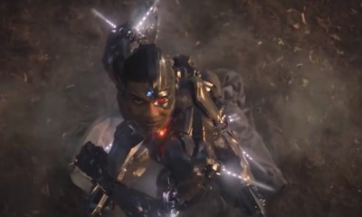 avance de Cyborg en Zack Snyders Justice League