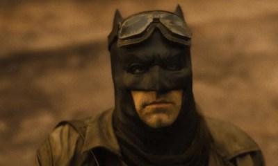 Zack Snyder revela los secretos de la pesadilla de Batman
