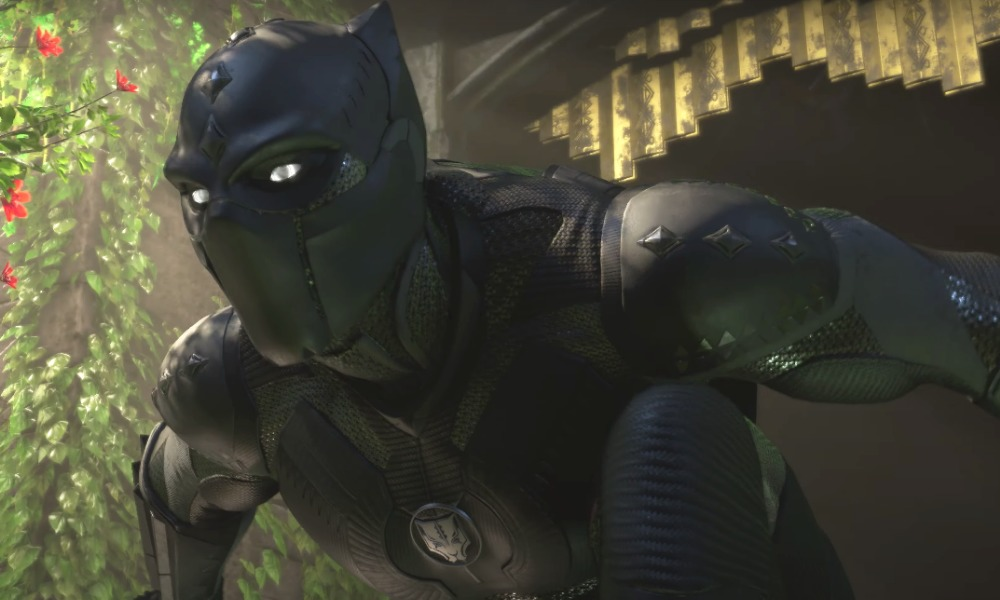 Black Panther a Marvels Avengers