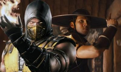 conexión entre la película de 'Mortal Kombat' y los videojuegos