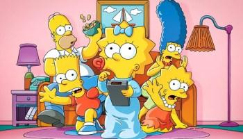 confirmaron la temporada 33 y 34 de Los Simpson