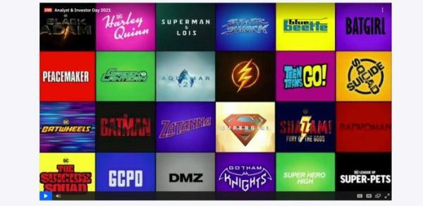 Un anuncio de DC habría confirmado la película de 'Batgirl' dc-movie-logos-1260298-600x292