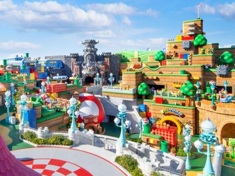 fecha de inauguración de 'Super Nintendo World'